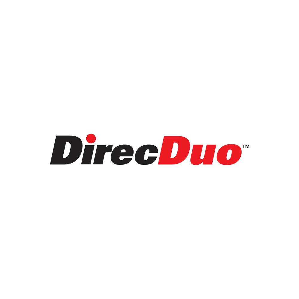 hughes network systems - direcduo logo