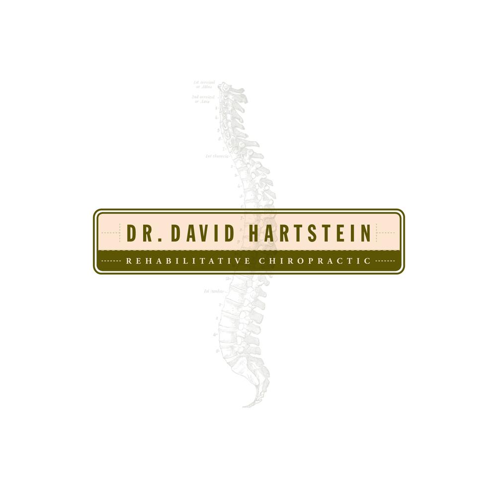 logo - dr. david hartstein
