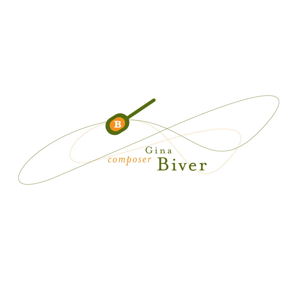 gina biver composer logo