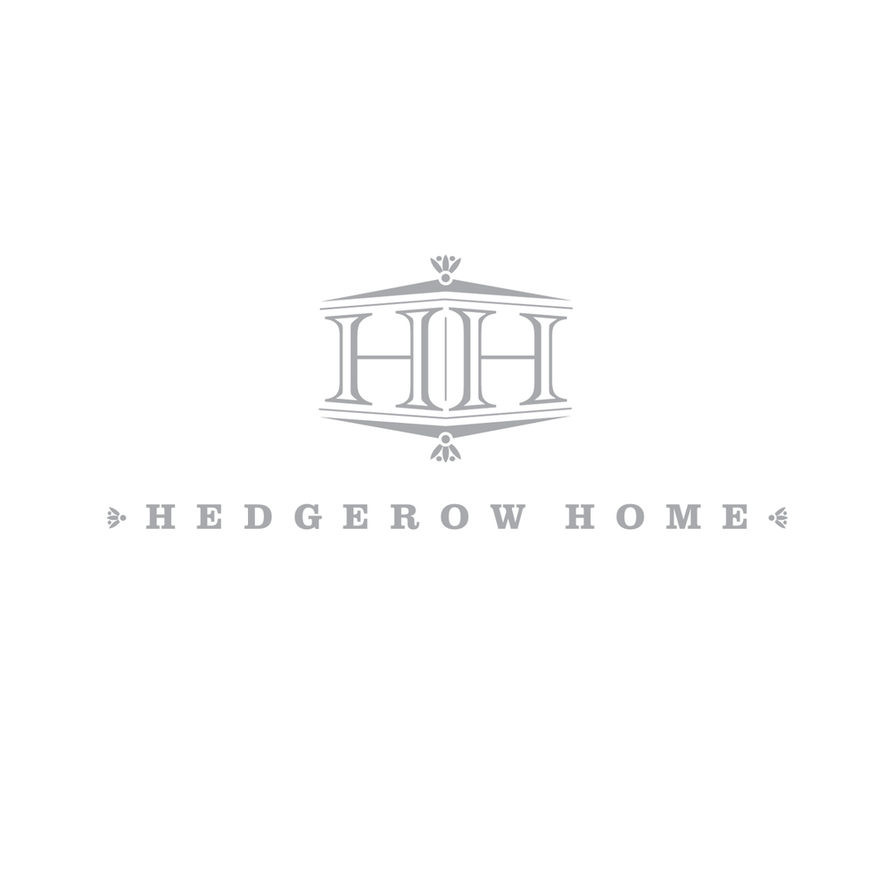 logo - hedgerow home
