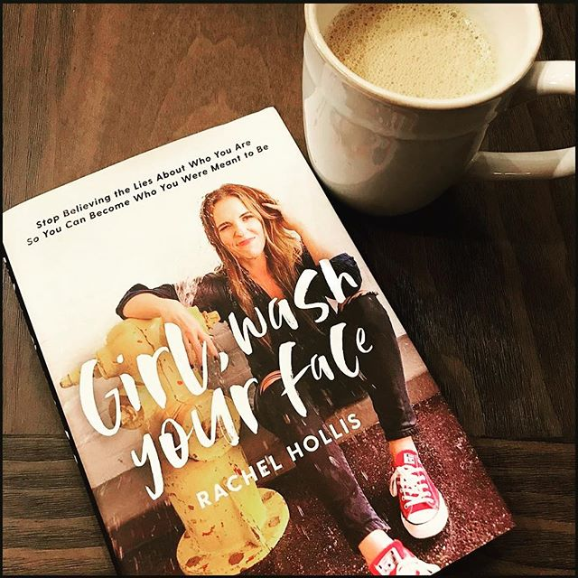 """I'm thinking about doing an online book club 📚combined with an improve your coffee ☕️info group.  We would read Girl Wash Your Face by Rachel Hollis. Such a good book. I would also share with you ways to """"clean up"""" your coffee ☕, which is something I need to work on.  Anyone interested in something like this?? #onlinebookclub #girlwashyourface @msrachelhollis #workingmomlife #goodbook #readthis #joinme #lifewithboys #getmoreoutoflife"""