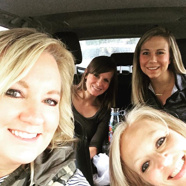 Can the rain stop already? I drove 4 hours to Tulsa in the rain ☔️ with 3 awesome women in the car. One is adorably pregnant 🤰🏼. Can I just tell you the pressure of driving in the rain on the highway for 4 hours with a new life on board. Oh my!!! Stressful!! But We are excited to be in Tulsa at a conference with Josh Coats.  Never stop learning and bettering yourself!! Let's do this and have a blast doing it.  #bossbabes #workingmomma  #beyourownboss #myownboss #workfromyourphone #momcommunity #mommylife #soulsisters #lifelongfriends #godcentered #seekhim #amazinglove  #memoriesmade #friendsforlife #friendsthatarefamily #lotsoflaughs #awesomeweekend #friendsthatbecomefamily