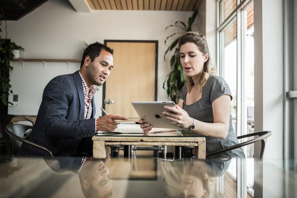 Corporate Portrait Photographer Canada