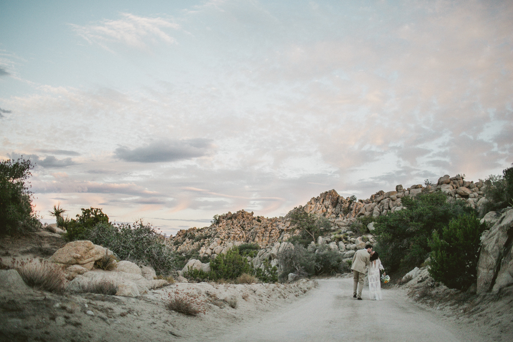 Micol and Luke Elopement