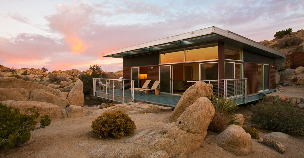 Rock Reach House  photo: Lance Gerber,  Nuvue Interactive