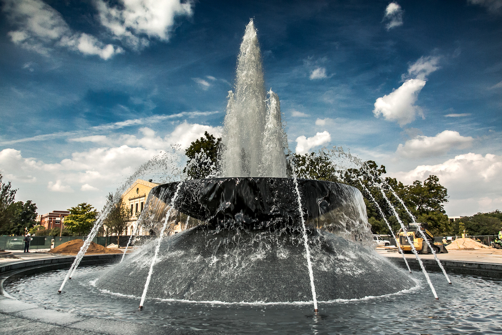 FOUNTAIN MALL | Baylor University