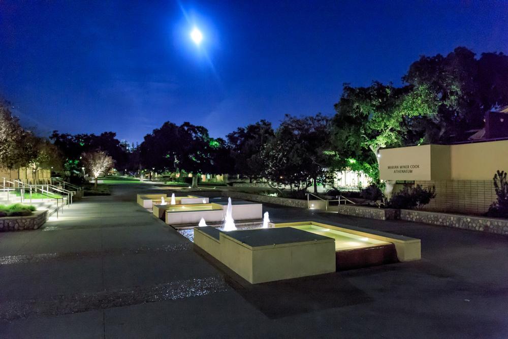FLAMSON PLAZA | Claremont McKenna College