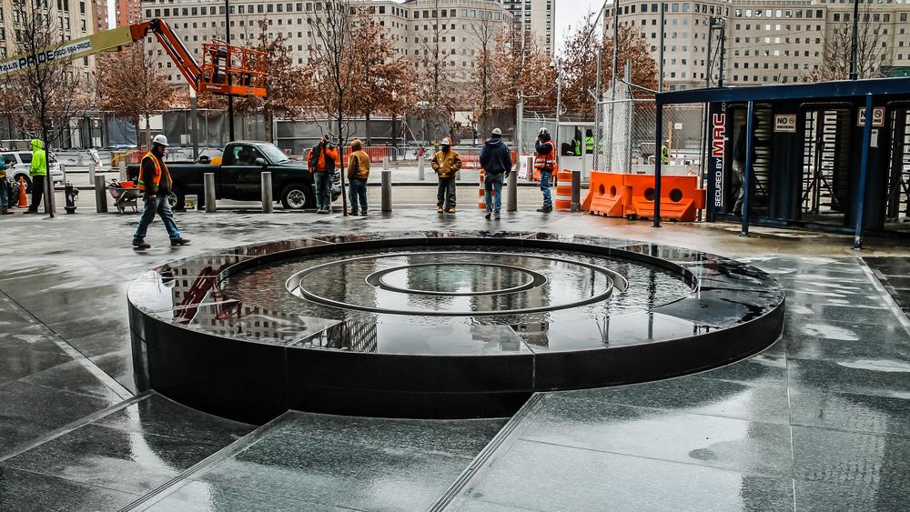 ENTRANCE FOUNTAIN  | Tower 4 World Trade Center