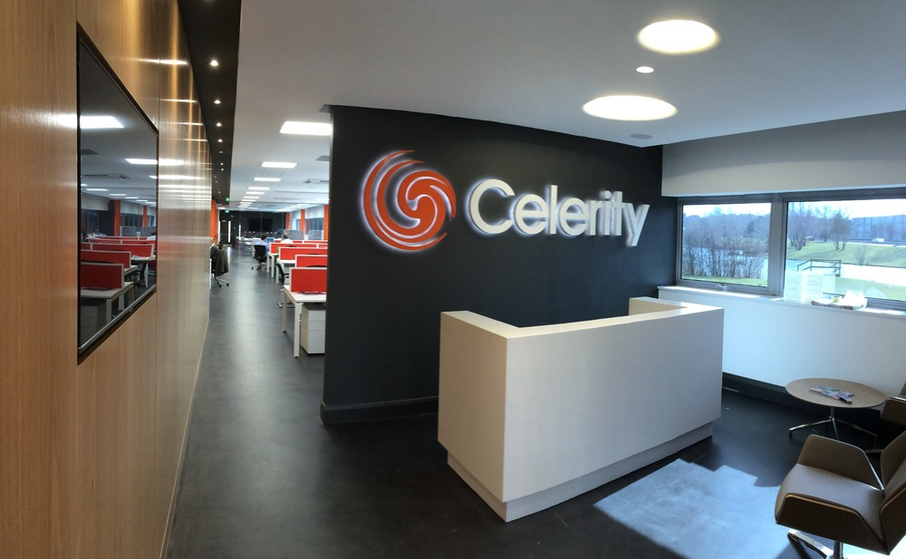 Celerity   Refurbishment of Celerity head Office