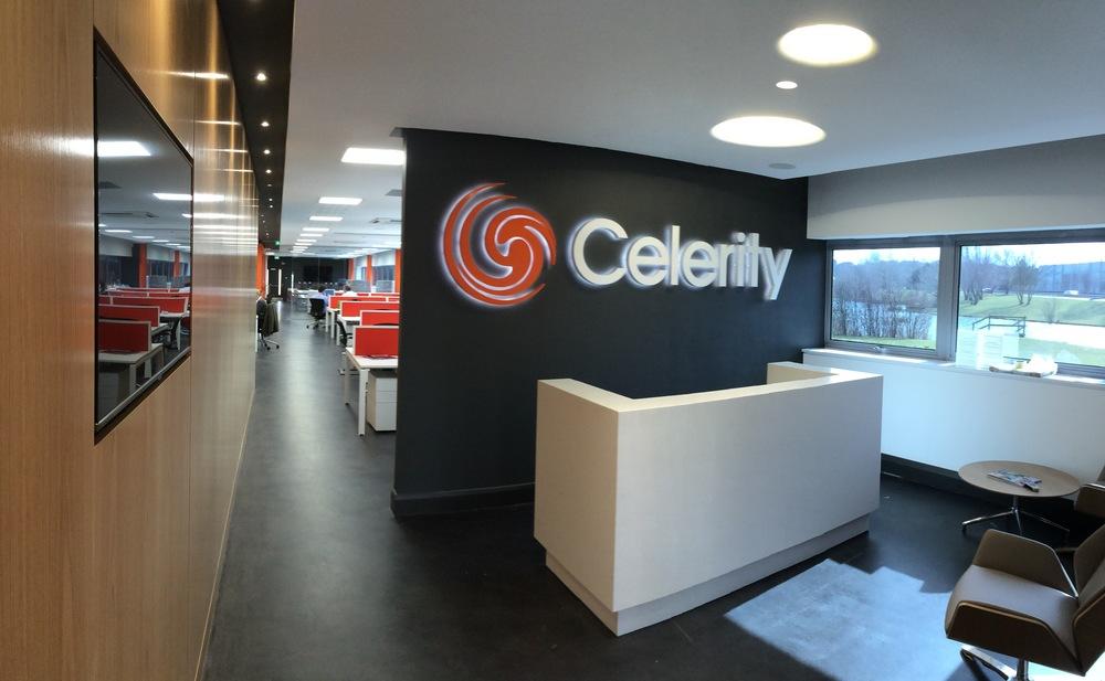 Celerity   Refurbishment of Celerity head Office