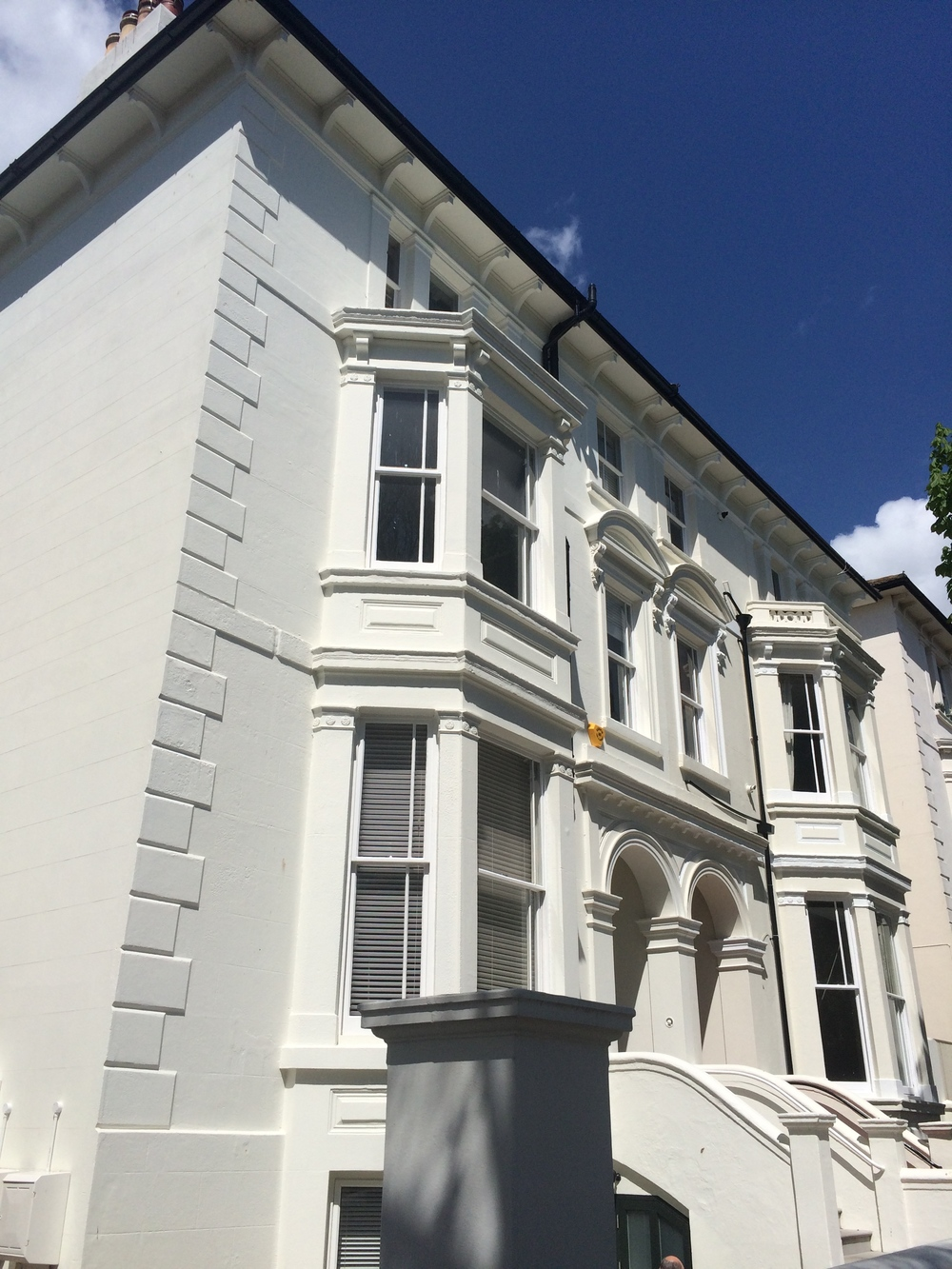 Ventnor Villas   Conversions of flats back into family home in Hove