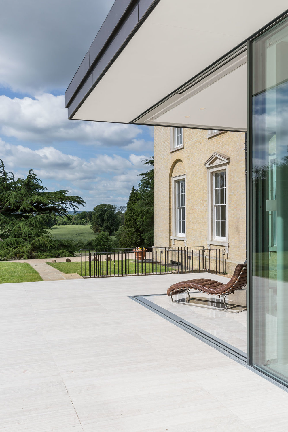 Award winning Broughton House - Grade II star listed refurbishment & extension