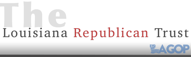 Click the banner to find out more about Louisiana Republican Trust membership.