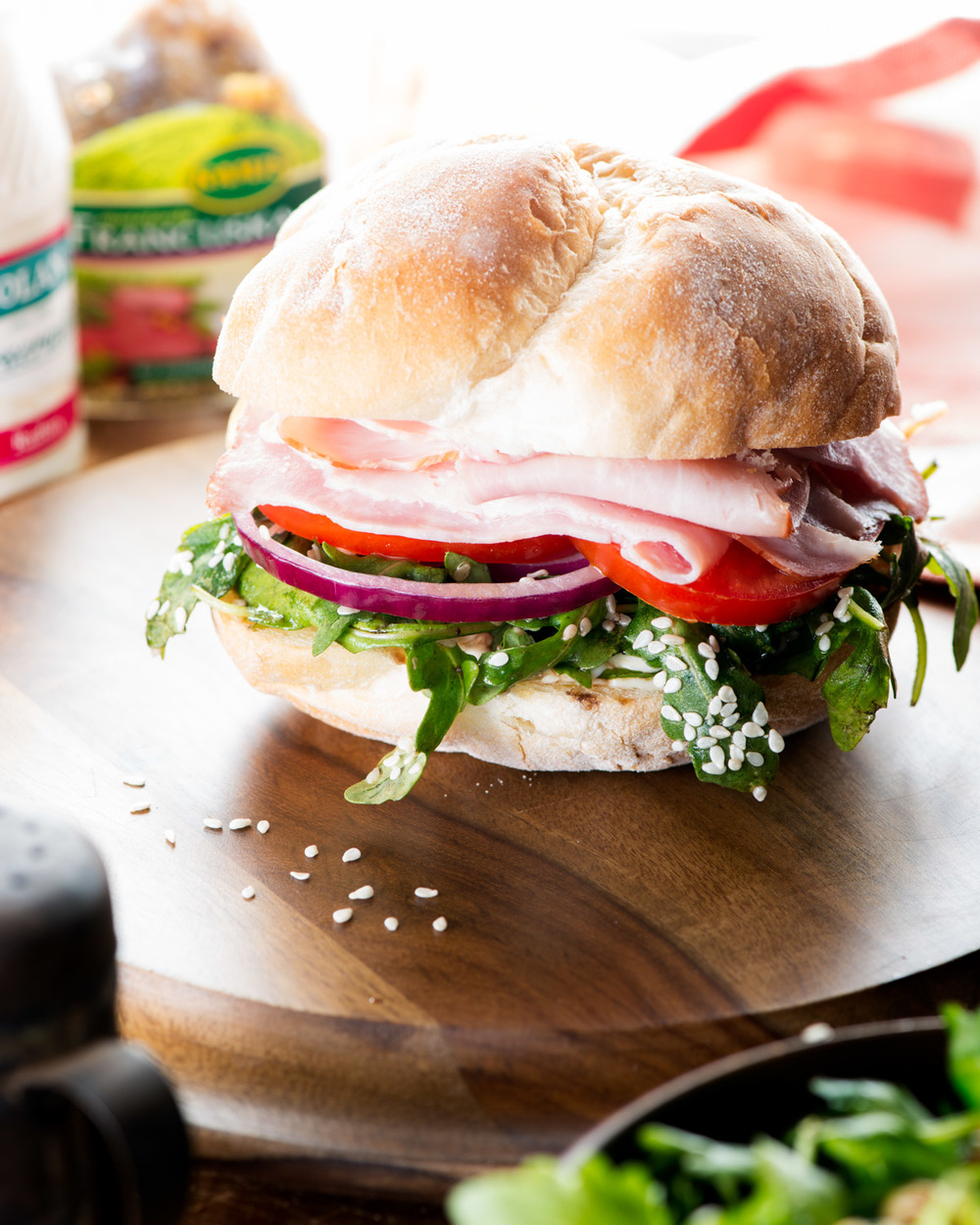 Smoked Ham with fresh arugula-088-Edit-3.JPG