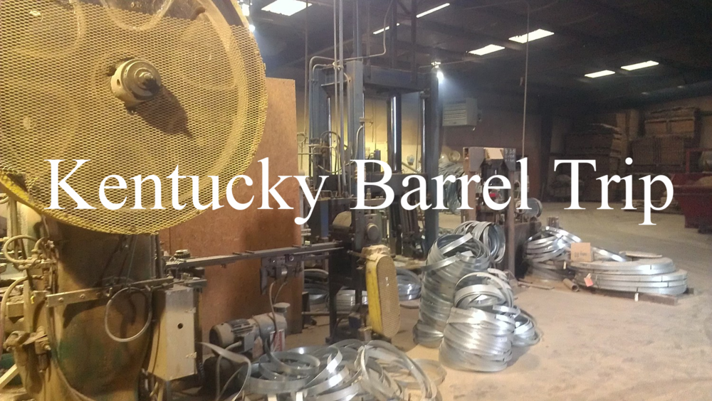 Kentucky Barrel Trip