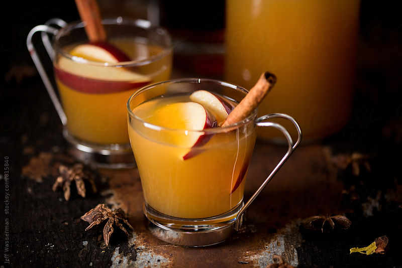 Spiced Cider - Ingredients: Spiced Carolina Rum, Apple Cider, Apples, CinnamonAdd 2 oz. Spiced Carolina Rum to a mugAdd Apple CiderServe warmGarnish with cinnamon and sliced apples