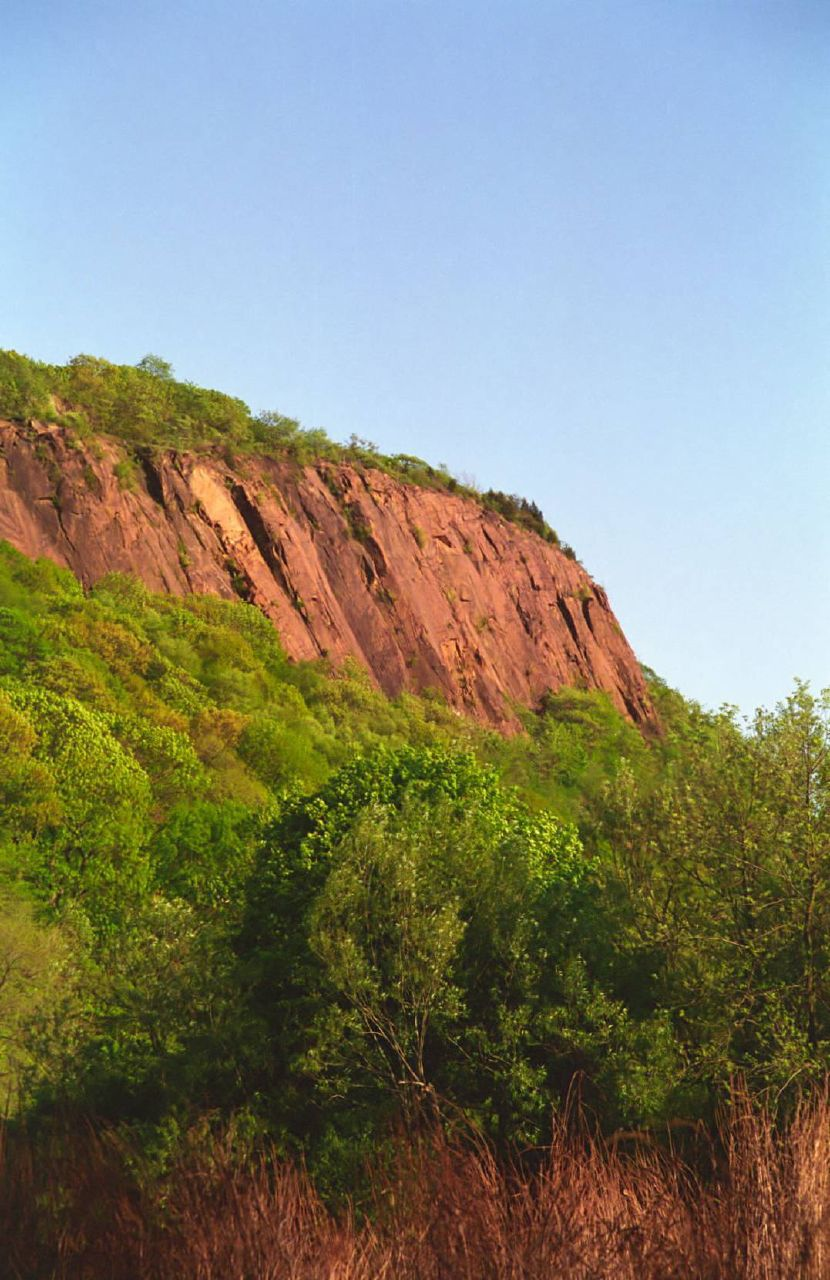 East Rock Cliff