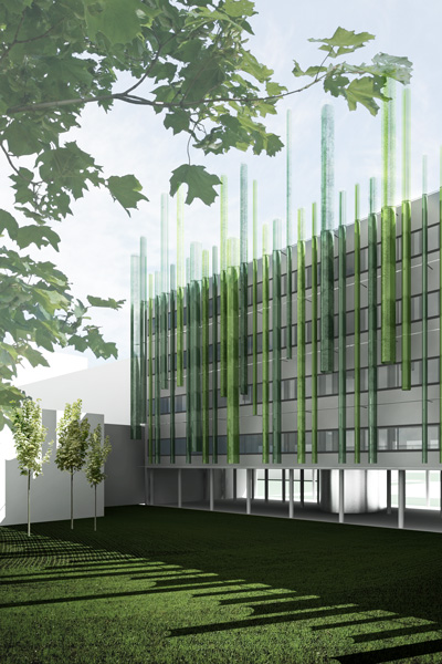 Rendering for a project at CERN