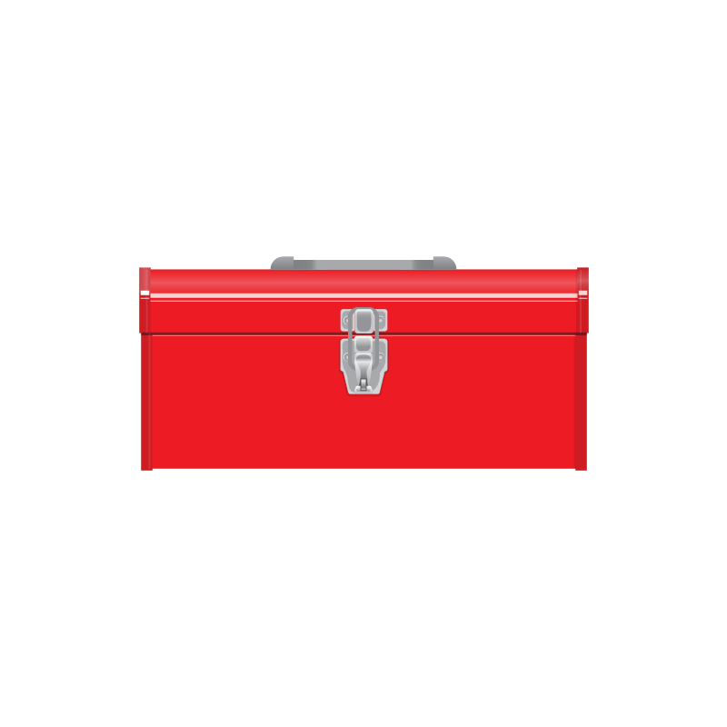Stack-on toolbox