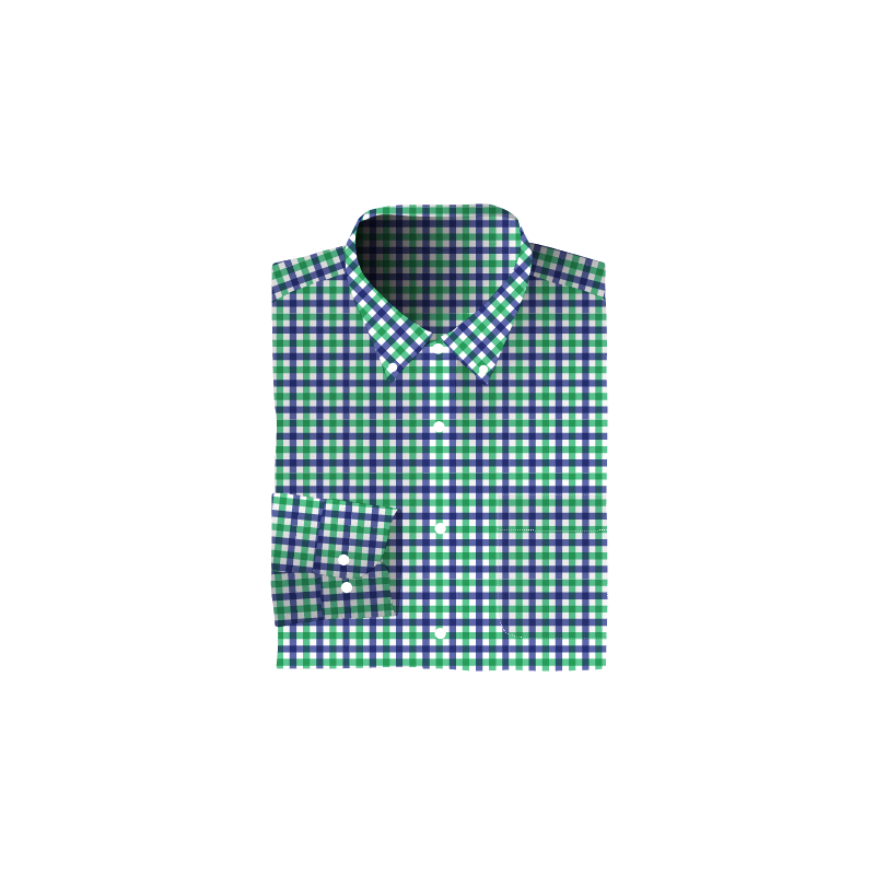 JCrew Checkered Shirt