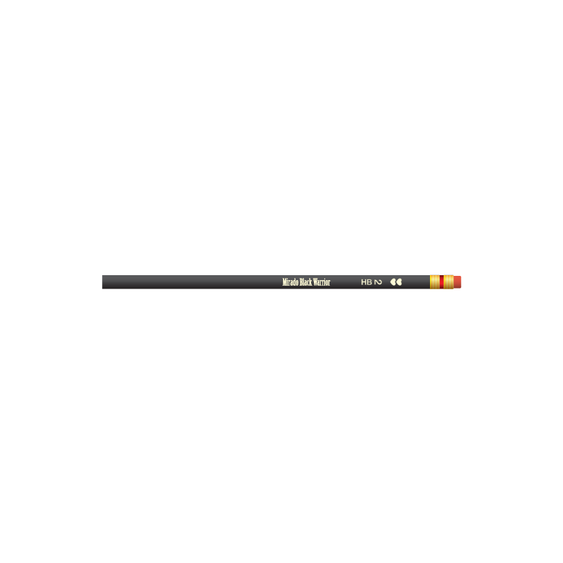 Mirado Black Warrior Pencil