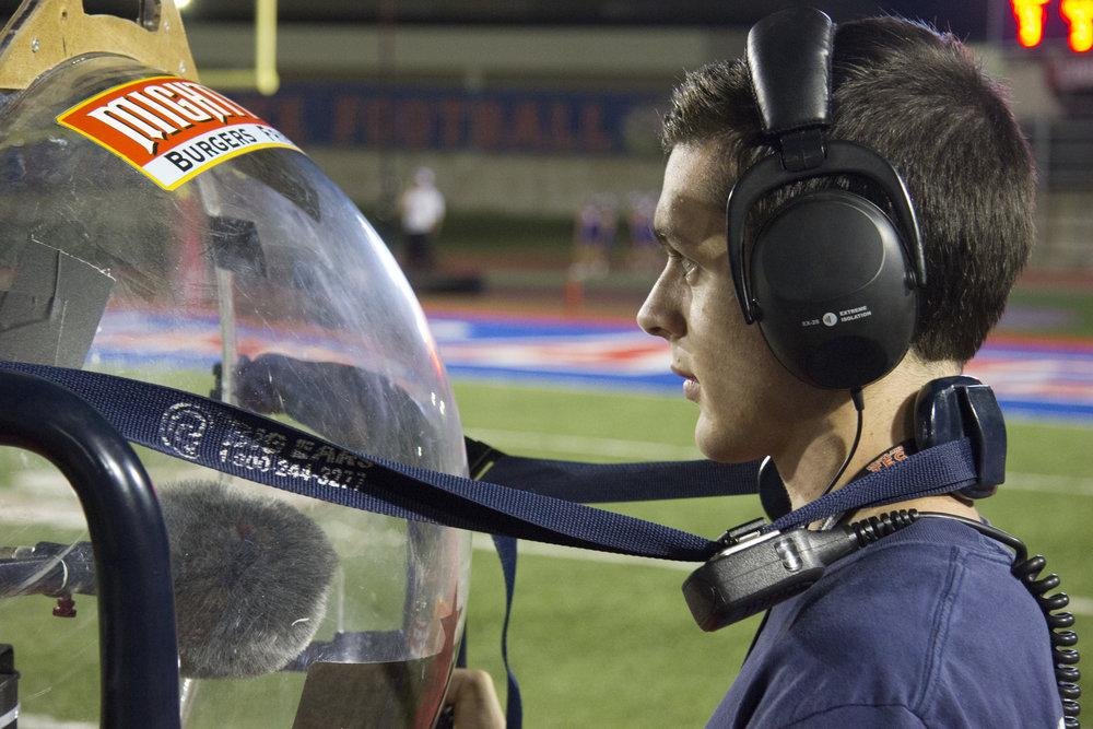 Kyle Hoover Operating Parabolic Microphone b.jpg