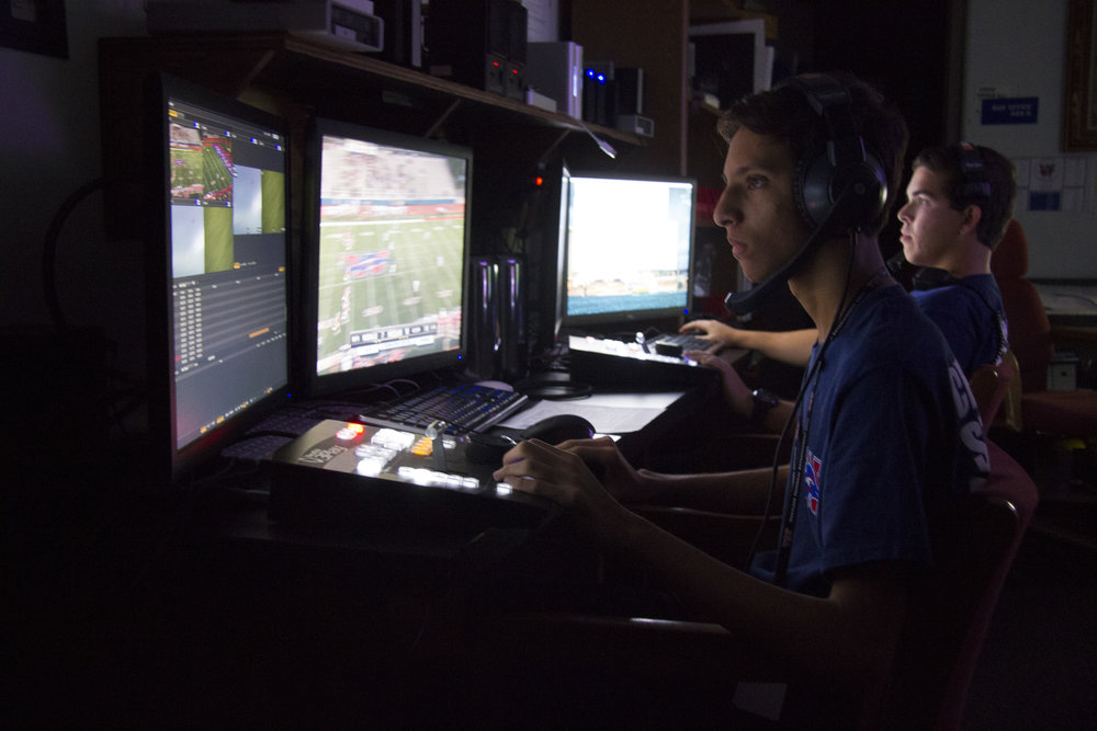 Shaz Momin Operating Instant Replays with Jake Rogers Operating Highlights.jpg