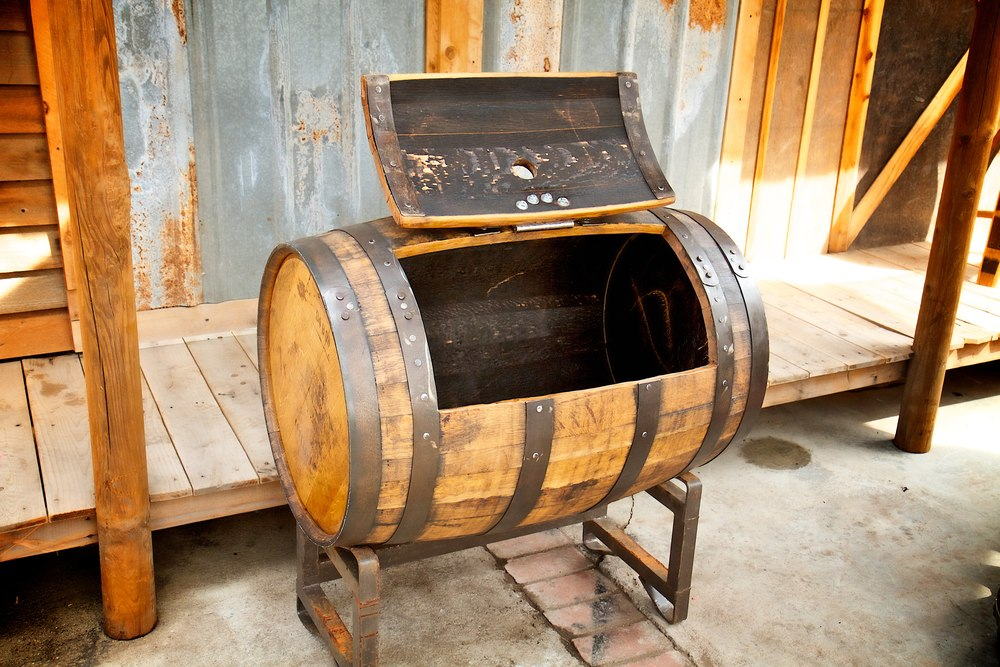 Treasure Chest Barrel Cooler King Barrel