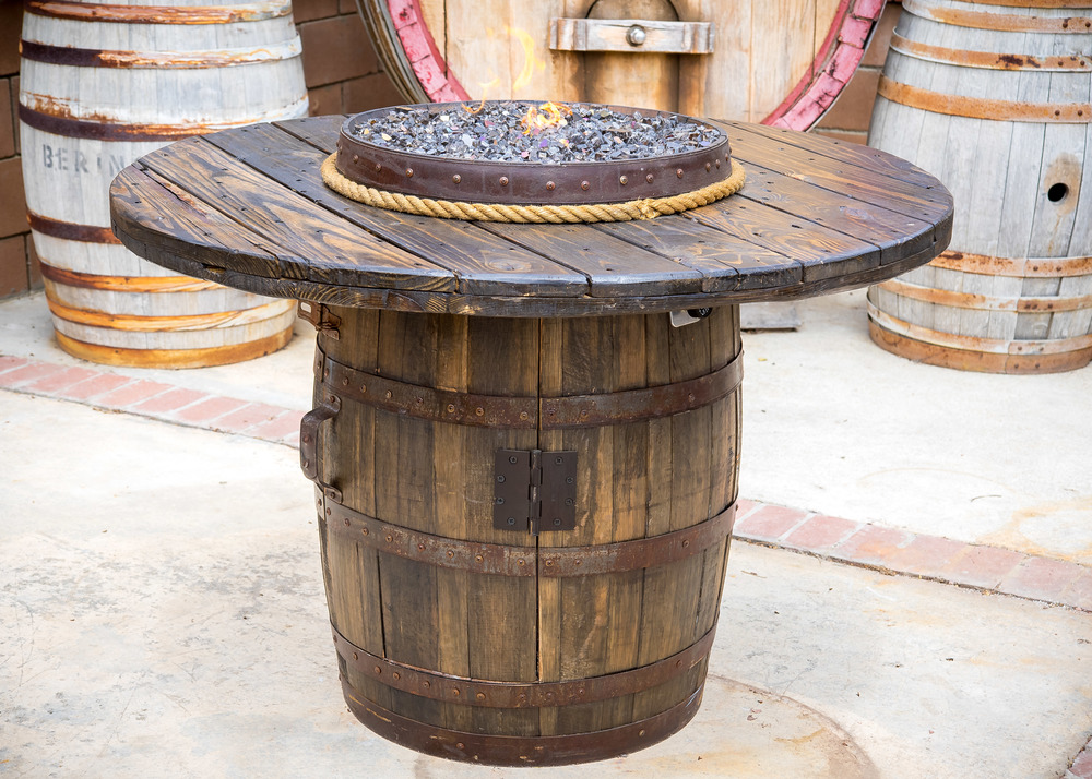 Fuego fire pit - Fuego Fire Pit — King Barrel
