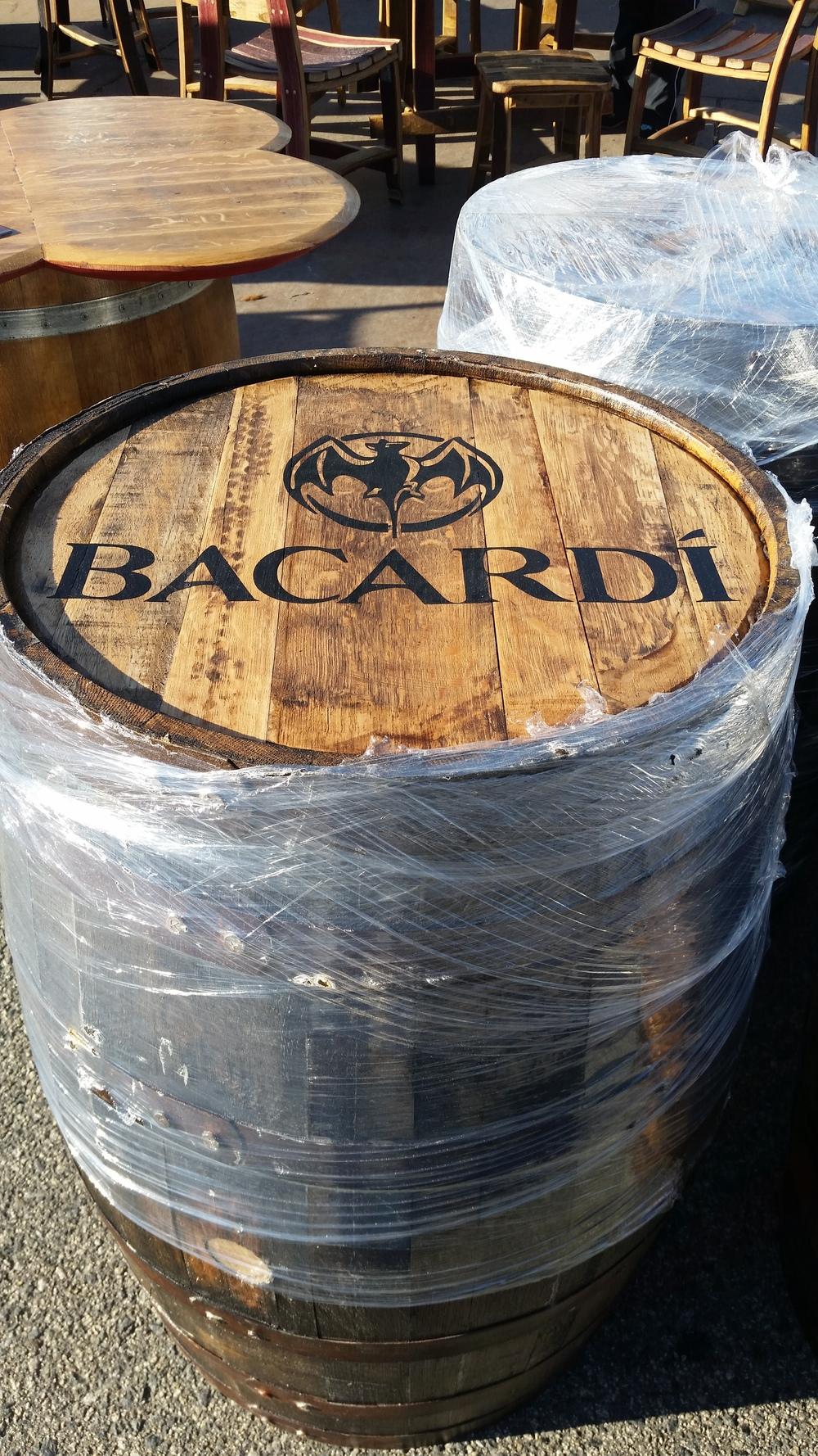 Bacardi (Stencil)