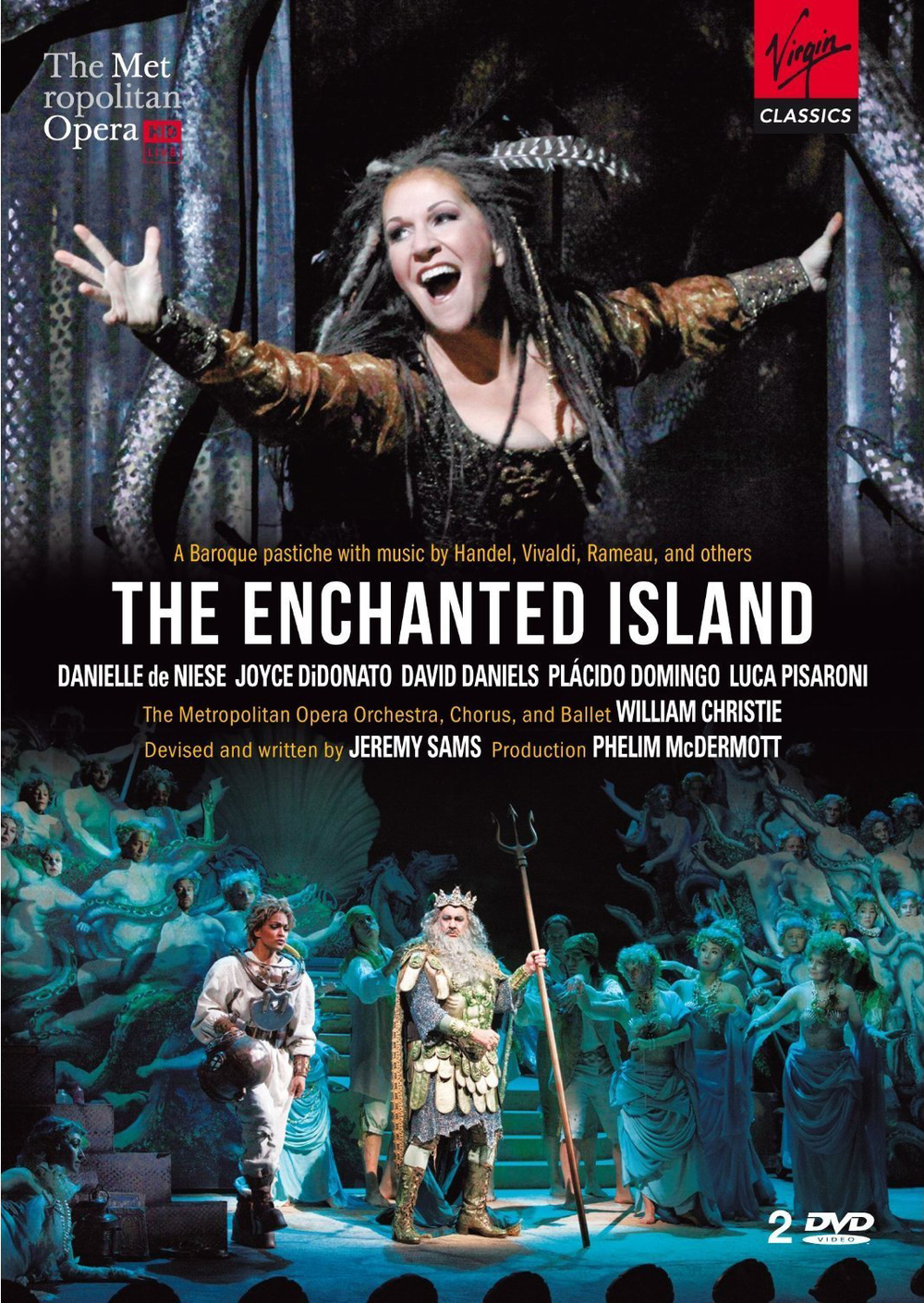 The Enchanted Island from  The Metropolitan Opera  Live in HD