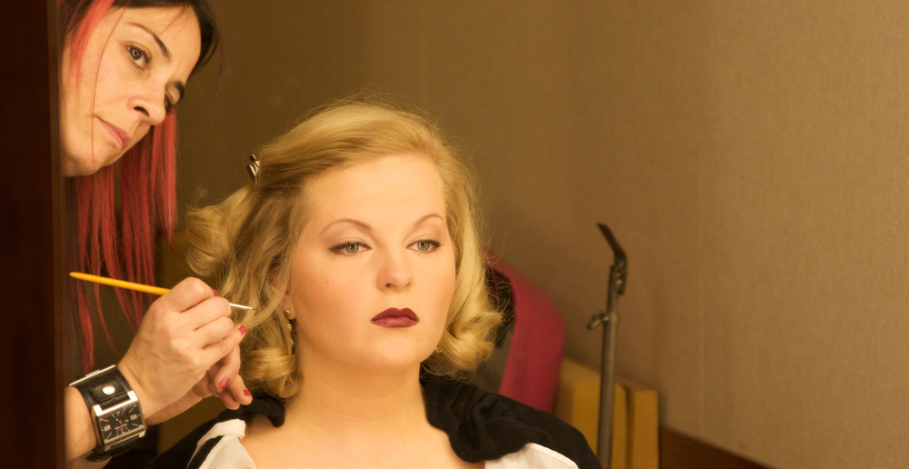 Makeup for 'Missa Solemnis' DVD Filming in Lisbon