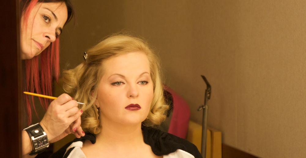 Makeup for 'Missa Solemnis' DVD Filming in Lisbon