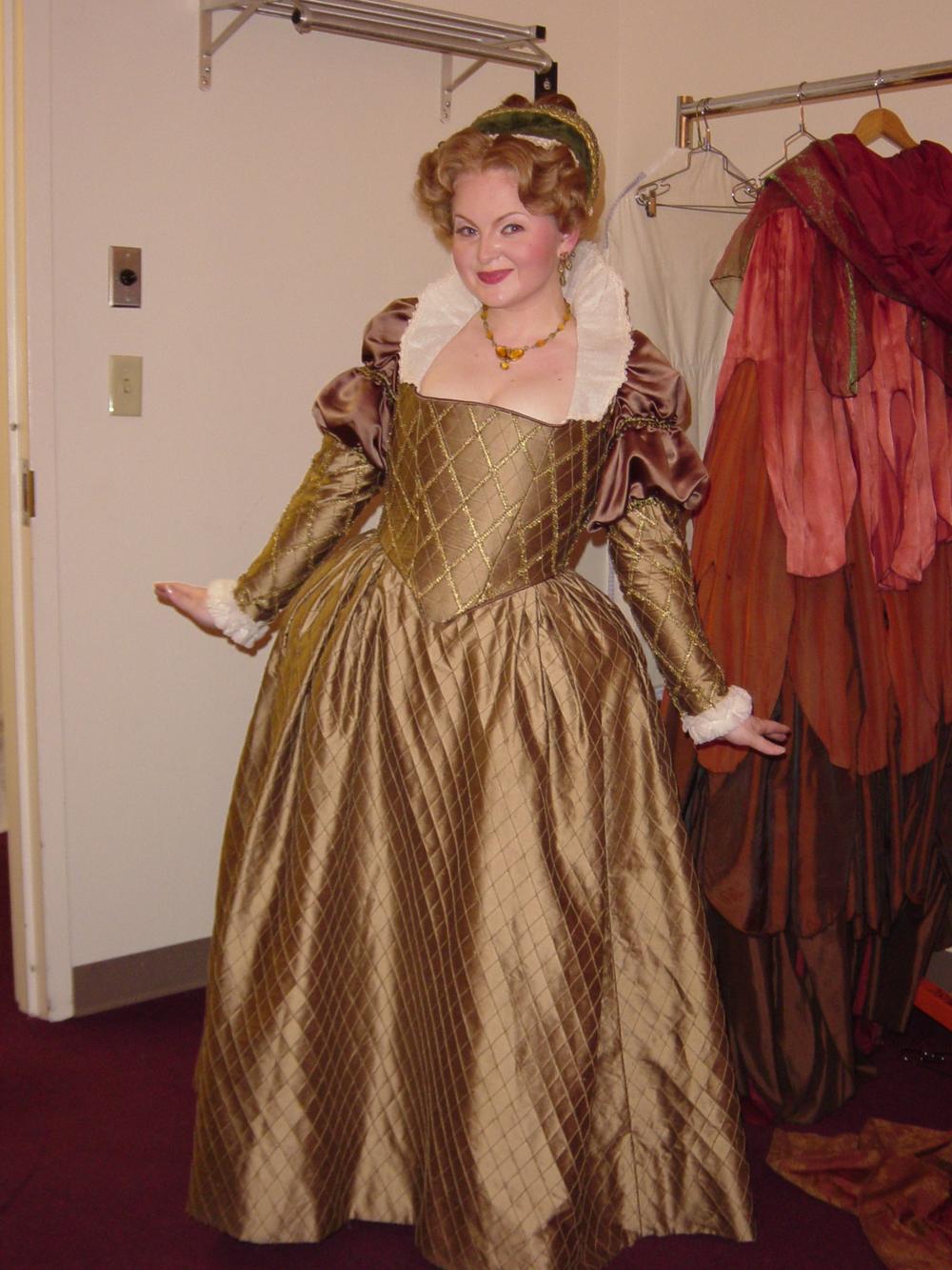 Meg Page in 'Falstaff' at Opera Company of Philadelphia