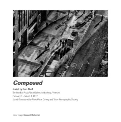 """Composed"" exhibition catalogue"