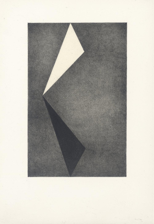 Black Geometry, Symmetry 1 (2016)