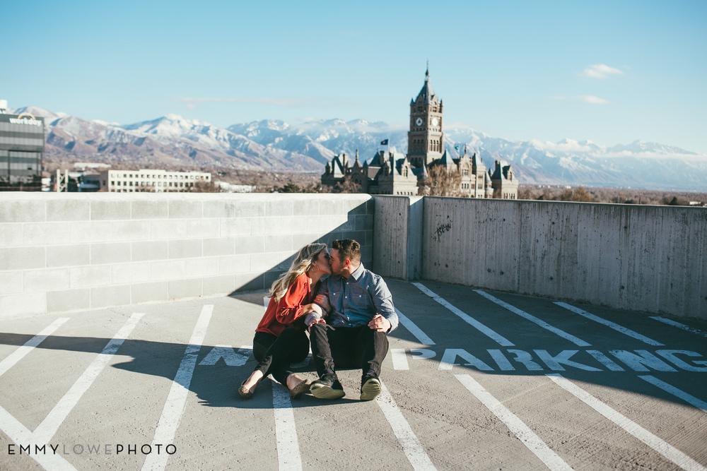 EmmyLowePhotoSaltLakeCityDowntownEngagment
