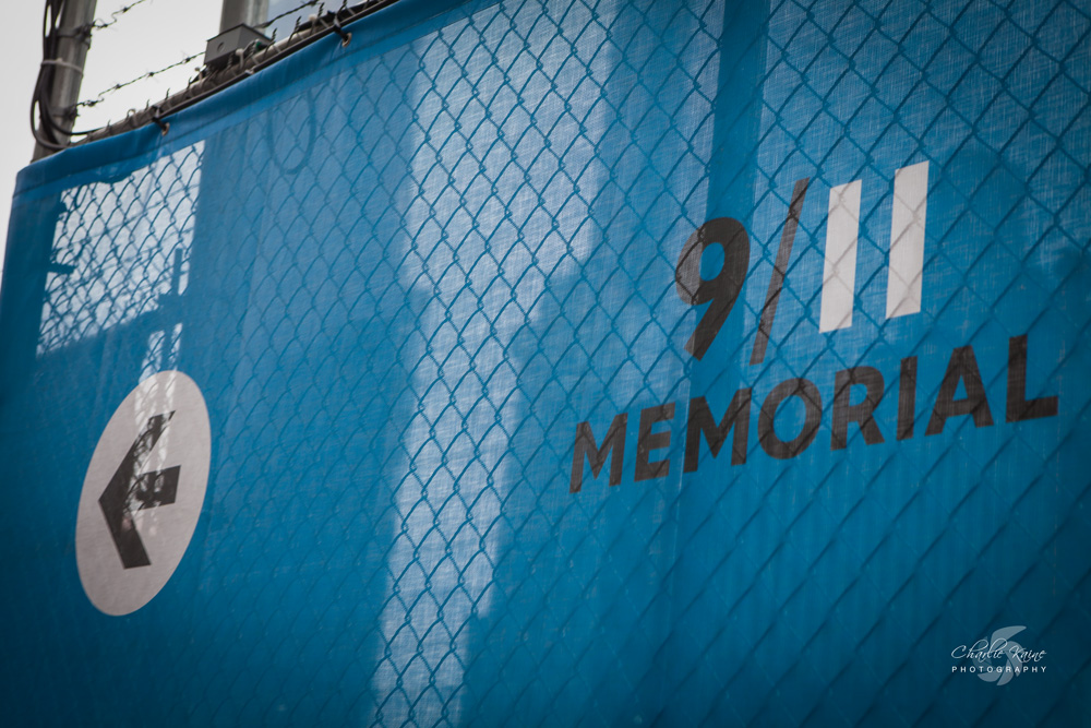 911 Memorial | Charlie Kaine Photography