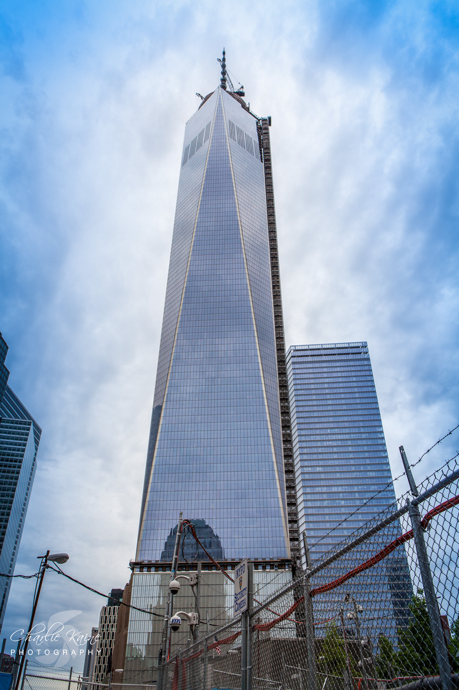 NYC Freedom Tower | Charlie Kaine Photography