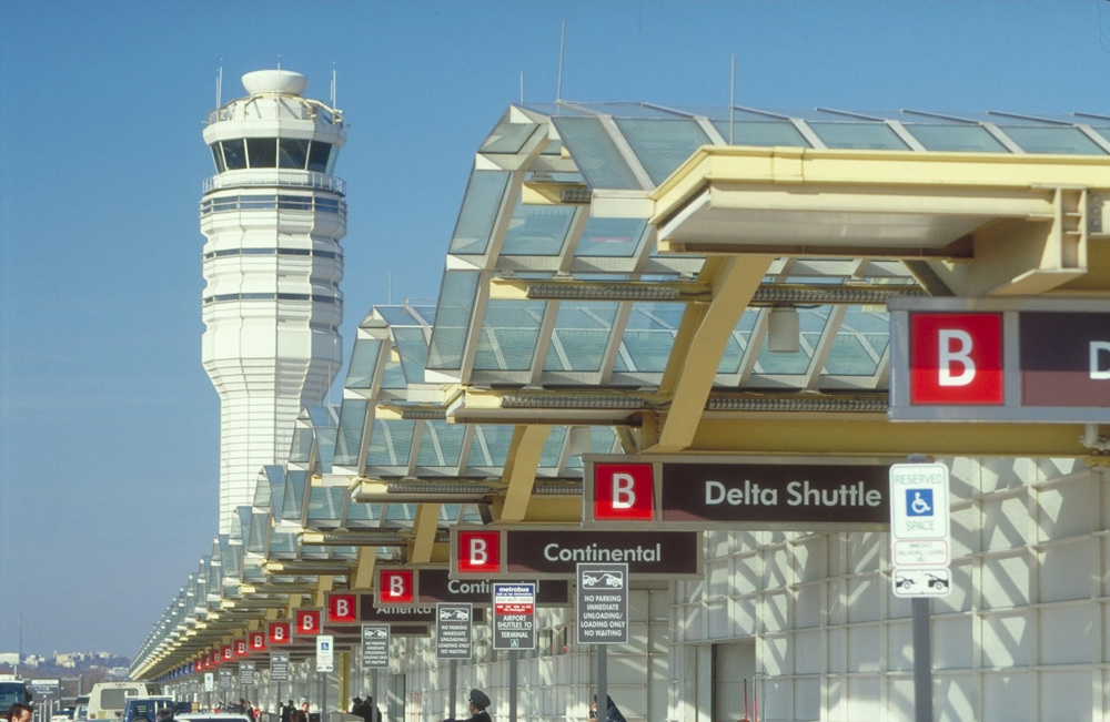 Get Reagan National Airport information