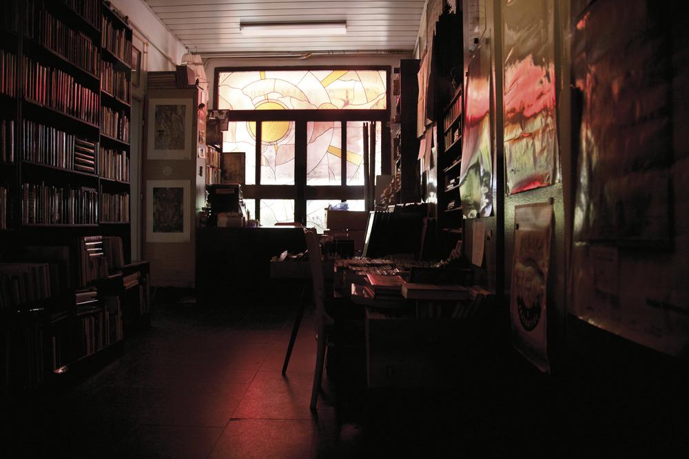 Knihkupectví (Bookstore), Budejovice