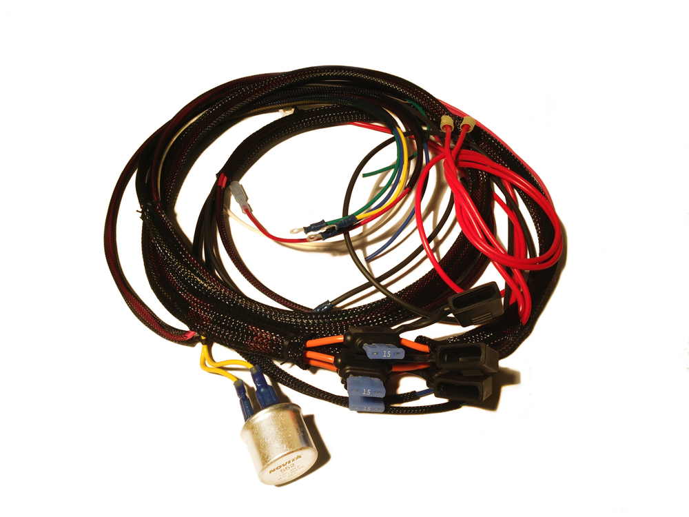 the essential wiring harness the dapper motorcyclery motorcycle rh thedappermotorcyclery com Electrical Wiring Supplies Automotive Toggle Switches