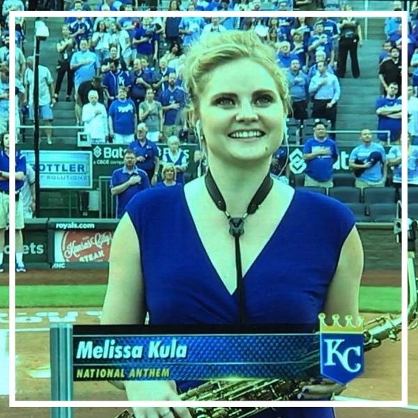 Thursday, May 20, 2017    Today was a very exciting day, I was invited to perform the National Anthem before a Kansas City Royals vs. New York Yankees game.