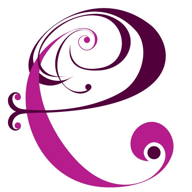 The Letter E Design Komseq