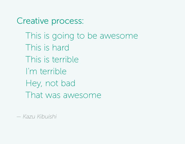 Kazu Kibuishi on the CreativeProcess