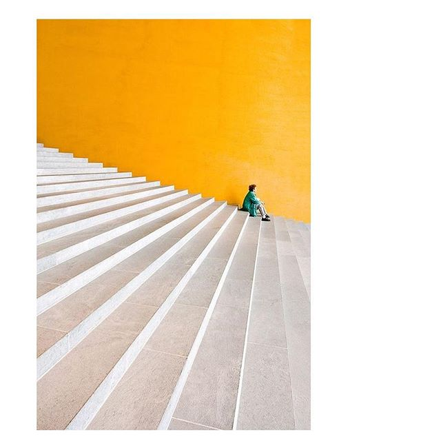 Color, Perspective & Scale via @pinterest