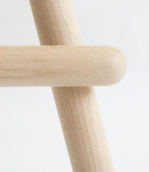 Tubabu stool designed at Martin Azua Studio #tubabu / sergivich.com