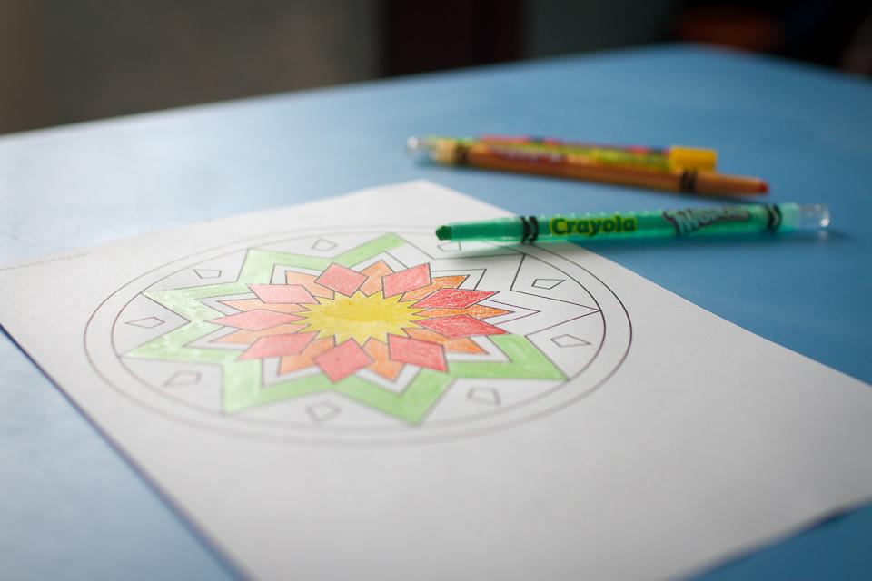 Mandala Meditation