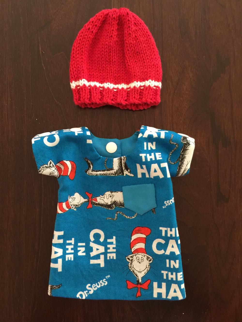 Knitting Pattern For Nicu Beanies Tiny Sparks Wa