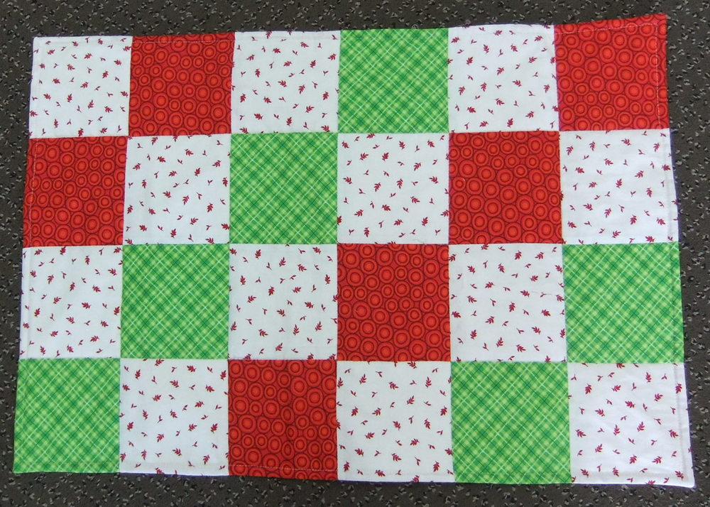Finished Quilt created by Jill of Patchwork Place, Albany